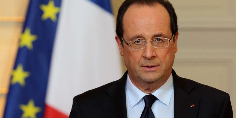 Hollande en krigshandling av is