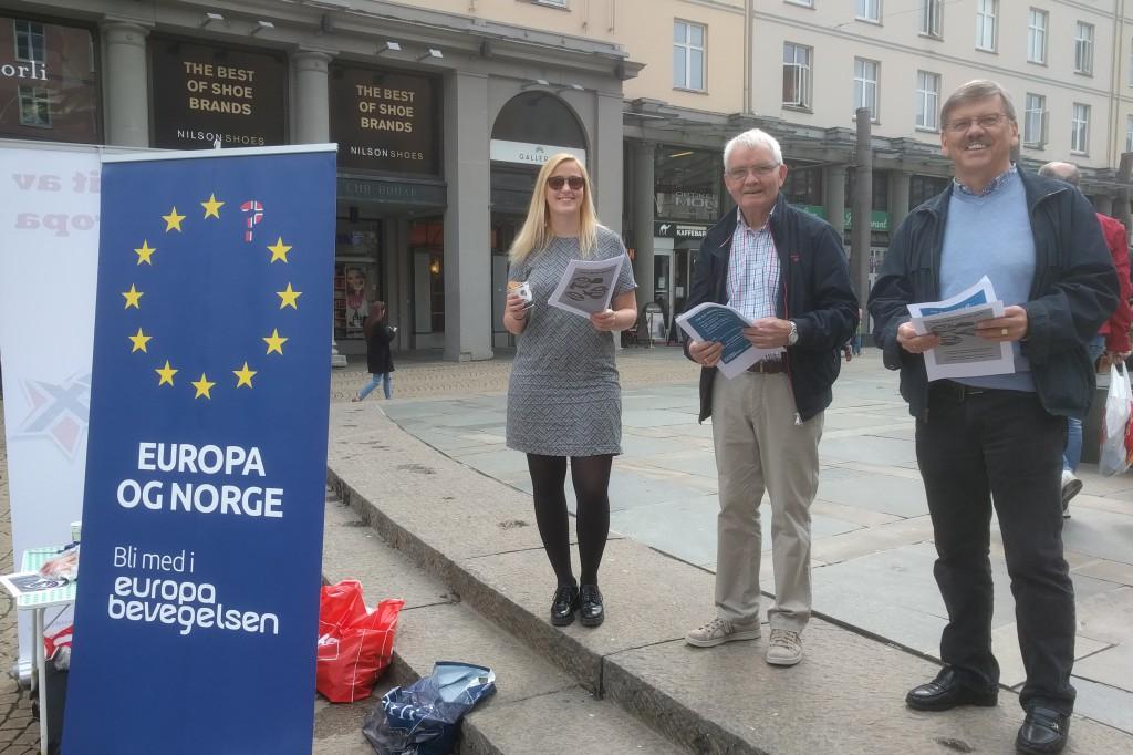 Europadagen i Bergen